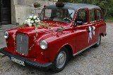 LONDON TAXI auto nie tylko do ślubu...