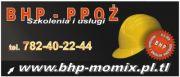 """""""M.O. - MIX"""" Szkolenia i inne usługi BHP"""