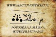 Madric Maciej Mostowski Video-fotografia ślubna Koszalin