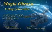 Magia Obrazu,wideofilmowanie,fotografia ślubna