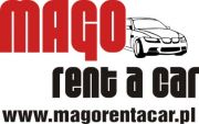 MAGO RENT A CAR / Wynajem samochodów