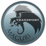 Maguri transport osób brzewóz osób bus, rozwożenie gości