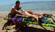 Masaż hawajski Lomi Lomi z dojazdem do klientki