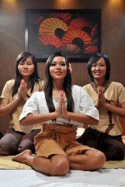 Masaż Tajski - Ambia
