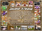 MEDIA STUDIO -wideofilmowanie ,fotografia ślubna dekoracje