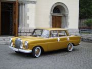 mercedes w 110 do slubu