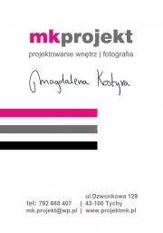mk projekt projektowanie wnętrz , fotografia