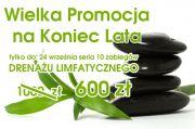 Monika Sękała - drenaż limfatyczny i masaże