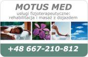 MOTUS MED usługi fizjoterapeutyczne