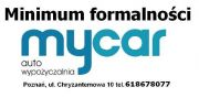 MyCar Auto Wypożyczalnia Osobowe i Dostawcze