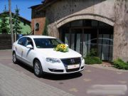 Nowy Bialy Passat B6 jedyny taki w ogloszeniach slub wesele