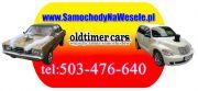 """""""Oldtimer Cars"""" Wypożyczalnia samochodów"""