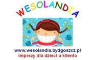 Organizacja urodzin i imprez dzieci Bydgoszcz, kuj.-pom.