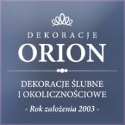 Orion Dekoracje - Dekoracje Ślubne i Okolicznościowe