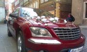 Pacifica - wyjątkowe auto do ślubu