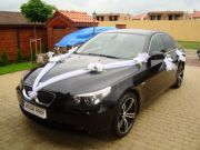 PIĘKNYM BMW 5 DO ŚLUBU