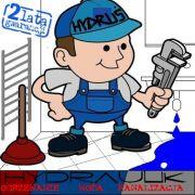 Pogotowie hydrauliczne awarie udrażnianie naprawa instalaji