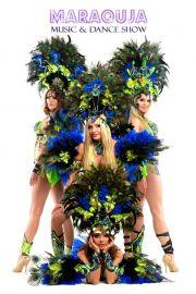 pokaz taneczny kraków, tancerki kraków, samba kraków