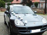 Porsche Cayenne do ślubu i wieczór kawalerski Żyrardów