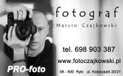 PRO-foto Marcin Czajkowski