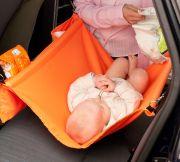 Przewijaki samochodowe dla niemowląt