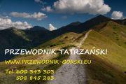 Przewodnik tatrzański - wycieczki w Tatry