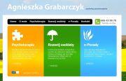 Psycholog, psychoterapeuta Legnica - Agnieszka Grabarczyk