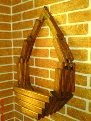 Rafpol - produkcja kwietników drewnianych
