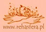 Rehasfera rehabilitacja masaż refleksologia Małgorzata Maj