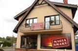 """Restauracja """"Magia Smaku"""" Mikołajki / pokoje i apartamenty"""