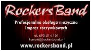 Rockers Band - zespół na wesele Turek - muzyka na żywo 100%