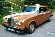 Rolls Royce - limuzyna do wynajęcia