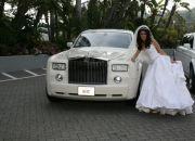 Rolls Royce Phantom do ślubu