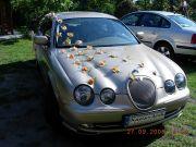 Rolls Royce Silwer Shadow i Jaguar S-type wynajem limuzyn
