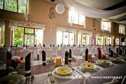 Sala weselna w Rezydencji Basieńka