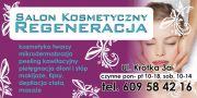 Salon kosmetyczna ''REGENERACJA''