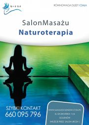 Salon Masażu NATUROTERAPIA