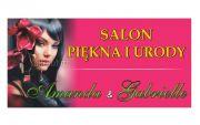 """Salon Piękna i Urody """"AMANDA"""""""