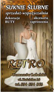 Salon Sukien Ślubnych RETRO