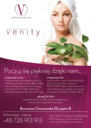 Salon Venity Cosmetics Spa&Wellness