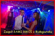 """""""SAMI SWOI"""" zespół muzyczny z Białegostoku"""