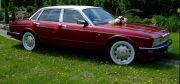 Samochód do ślubu radom Jaguar Daimler