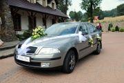 Samochód do Ślubu Tarnów, Auto na Ślub - SKODA OCTAVIA II