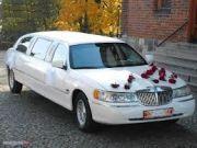 samochód do ślubu Tczew