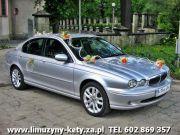 Samochód na ślub  Jaguar -  BMW  - Replika z lat 30-tych