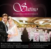 Satino Studio Usług Dekoratorskich Baza Firm Dekoracje ślubne