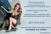 Sesje zdjęciowe portret plener portfolio moda - Śląsk