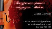 skrzypcowa oprawa muzyczna ślubów