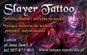 SLAYER TATTOO