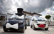 Smarty Do Ślubu, auto, samochód na wesele